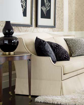Ethan Allen Phoebe sofa