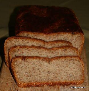 niemiecki wiejski chleb żytnio-pszenny