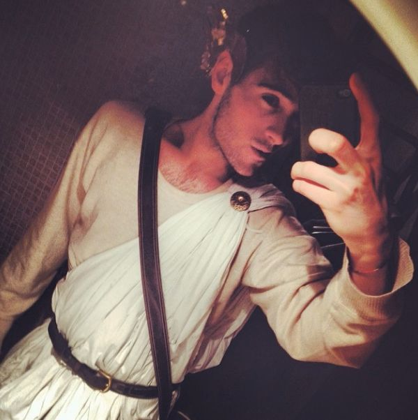 Hermes Ermes Mercurio greek god of travel, mask masquerade carnevale DIY costume