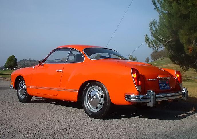 1973 Volkswagen Karmann-Ghia #2