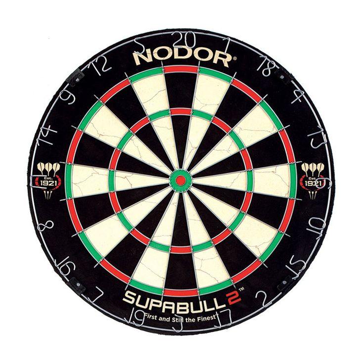 Nodor SupaBull2 Bristle Dart Board - ND300