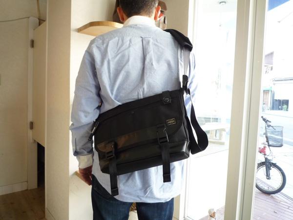 Yoshida bag - Porter Messenger Bag