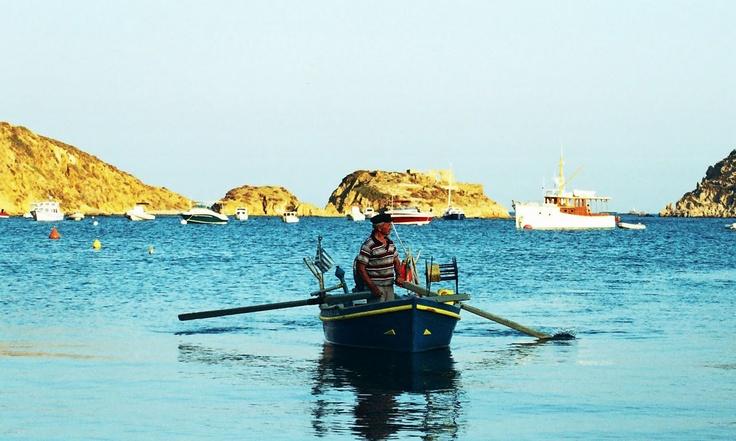 #fishing #patmos #Activities #boat http://blog.patmosaktis.gr/2013/06/patmos-activities.html