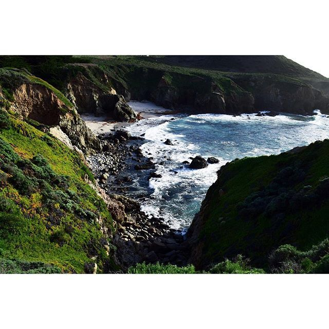 Caliparks : Garrapata State Park