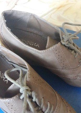 Kup mój przedmiot na #vintedpl http://www.vinted.pl/damskie-obuwie/botki/17113476-botki-na-koturnie-w-kolorze-khaki-i-rozmiarze-36