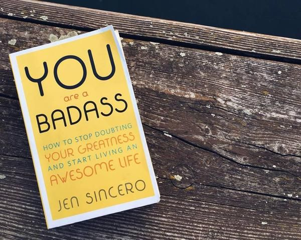 Book Recommendation You Are A Badass How To Stop Doubting Your Greatness And Start Living An Awesome Life Life Changing Books Life Changes Books