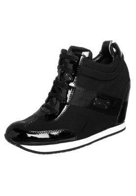 GABRIELLA - High-top trainers - black