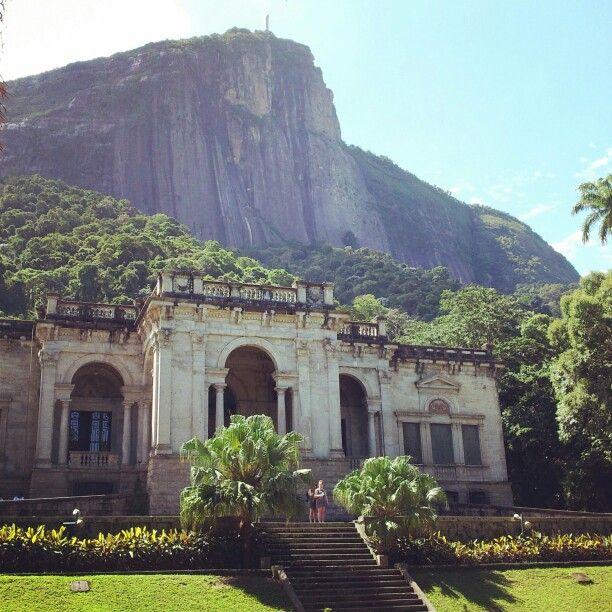 Parque Lage - Jardim Botânico