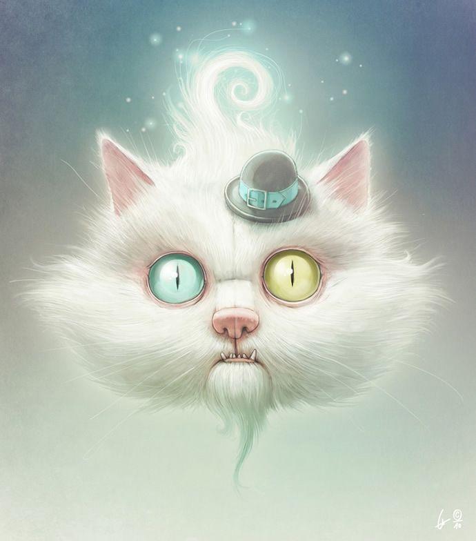 Illustration by Lukas Brezak--Kari Cartrette would love this.