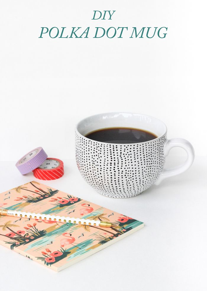How to make a dishwasher safe mug (plus what not to do!)