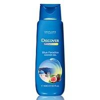 #Oriflame #Discover #Santorini Blue #Paradise #Shower #Gel  www.kosmetikaslevy.cz