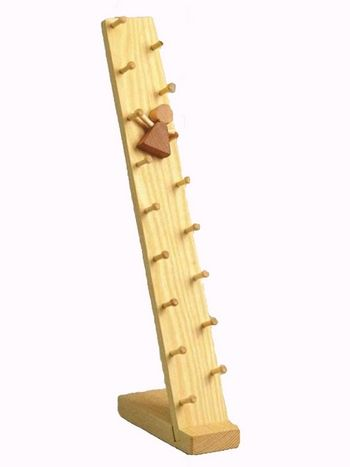 Juguete de madera para hacer - Nice simple wooden toy to make