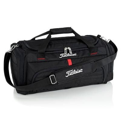 Transport your golf kit in style: Titleist Golf Duffel Bag 2013