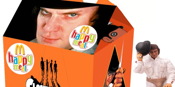 How cool would it be if there were Happy Meals for adults
