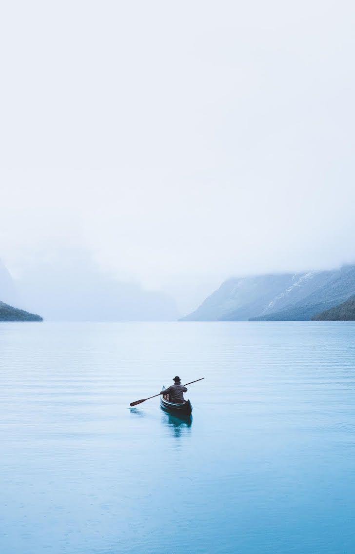 Alone #adventure