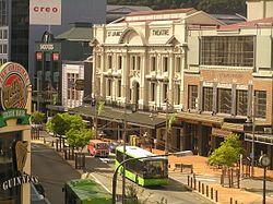 St James Theatre Wellington