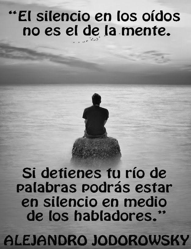 CARME GARGULLO:  REIKI, HOPONOPONO, MEDITACIÓN Y MÁS....:   EL SILENCIO  El silencio no es solamente apagar ...