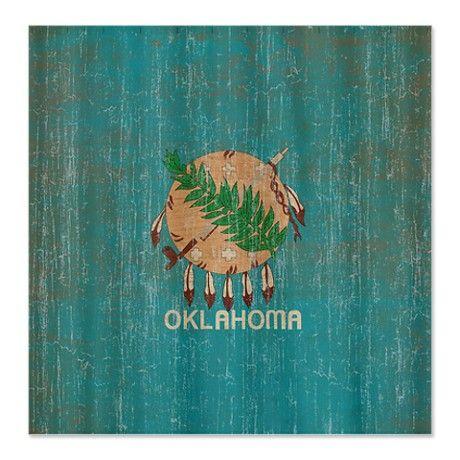 Vintage Oklahoma