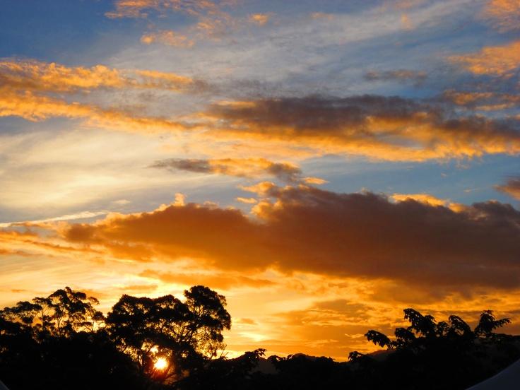 Sunrise in Taitung