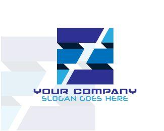 logo FF cube Logo design - this logo for digital media company. Price $75.00