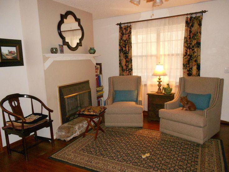 Barnett Furniture   2014 Customer Orders  Clayton Marcus Brie Swivel Chairs