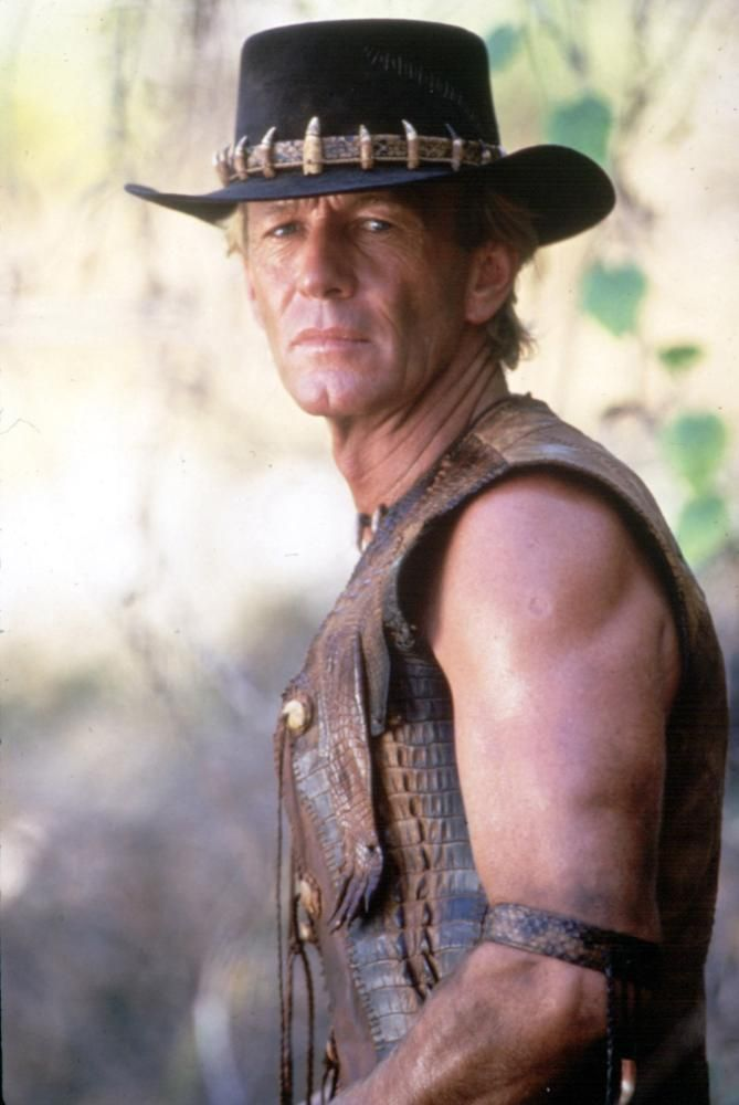 CROCODILE DUNDEE 2, Paul Hogan, 1988