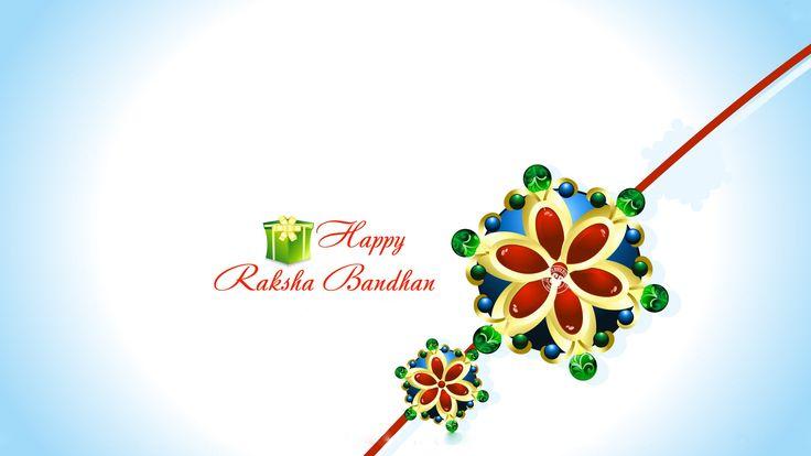 Happy Raksha Bandhan! Celebrate the link of love!  #rakshabandhan #rakhi #siblinglove