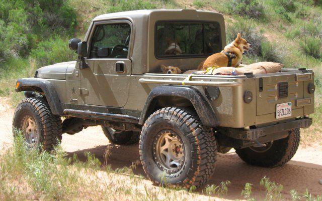 Gr8tops Half Cab Oiiiiio Its A Jeep Thing Oiiiiio