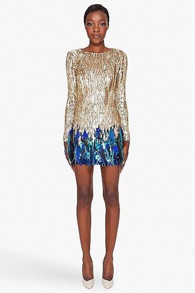 Sequin Dress!!