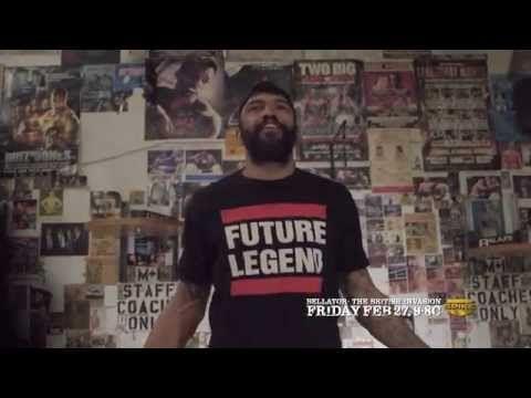 Bellator MMA - In Focus: Liam McGeary |