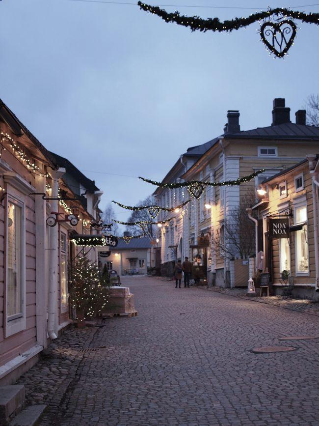 Kuistin kautta: Joulutunnelmointia Porvoossa