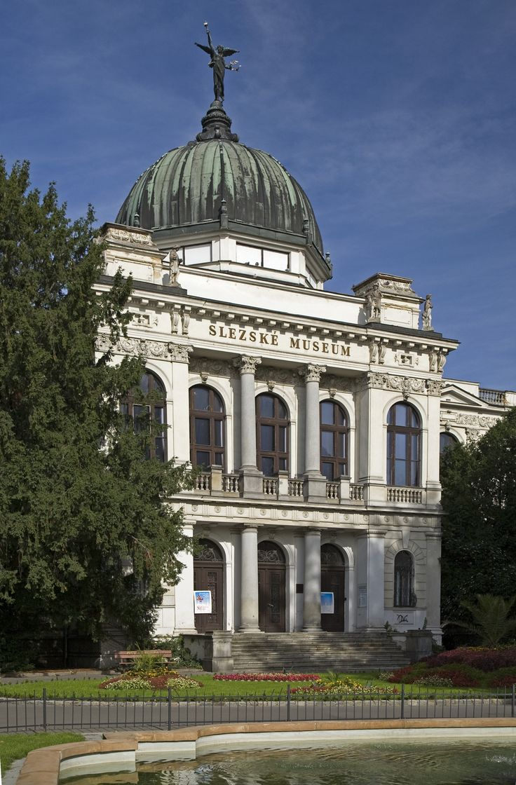 Opava  Slezské Muzeum