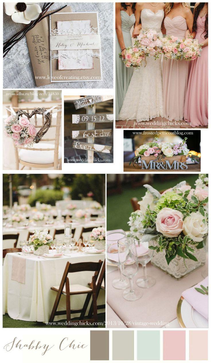 Matrimonio Shabby Chic | Sapete già come fare ad organizzarlo?