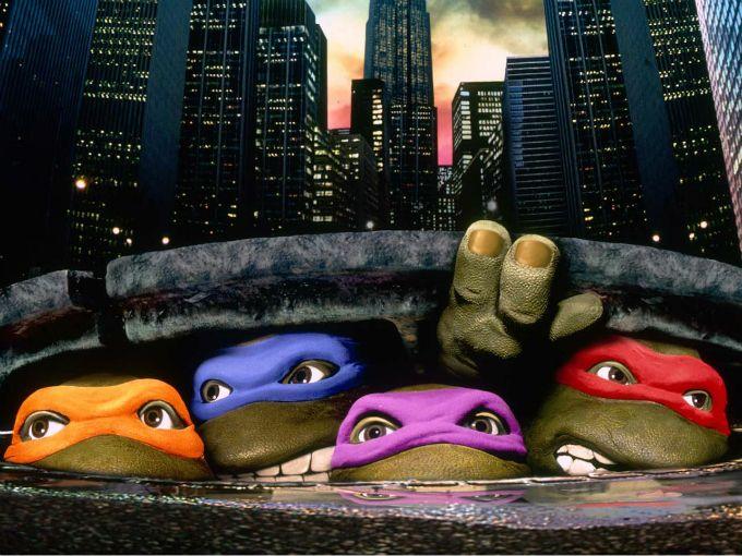 25 años de la primera película de las Tortugas Ninja | Gamedots
