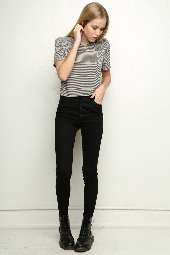 Brandy ♥ Melville | Naomi Top - Clothing                                                                                                                                                                                 More
