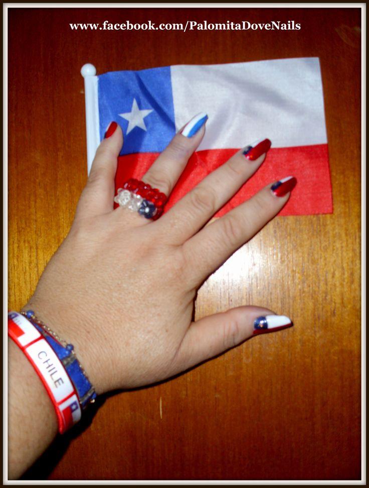 MI ART NAIL DE CHILE   www.facebook.com/PalomitaDoveNails