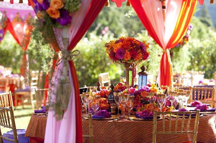 60 Best Orange & Pink Wedding Images On Pinterest