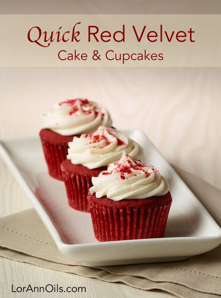 1000 Images About Red Velvet Bakery Emulsion Recipes On