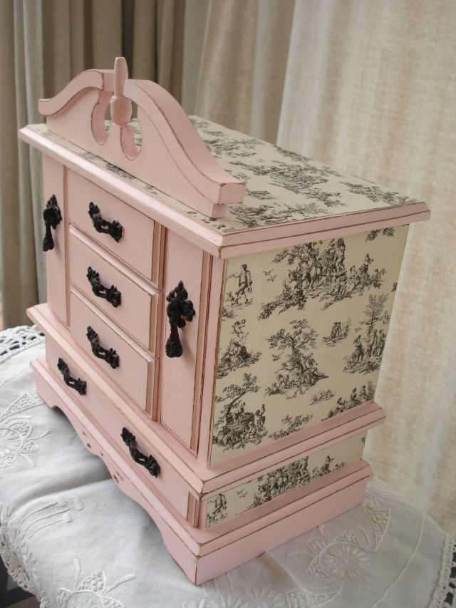 175 best upcycled jewelry boxes images on Pinterest Jewelry