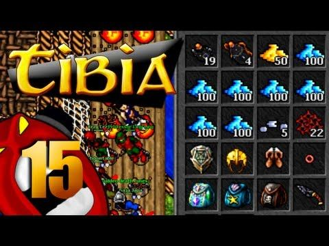 COOL TIBIA ONLINE YouTube Video!