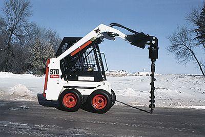 S70 Skid-Steer Loader Specification - Bobcat Company