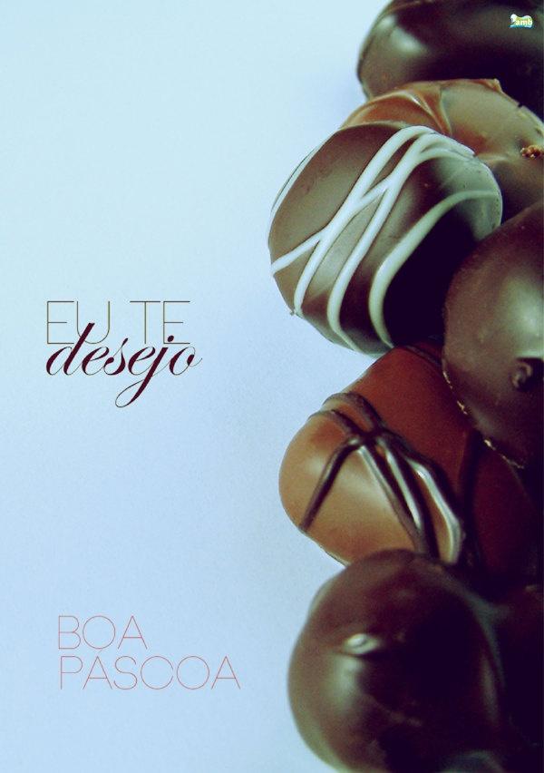 BOA PÁSCOA by André Menezes AEMEBE, via Behance