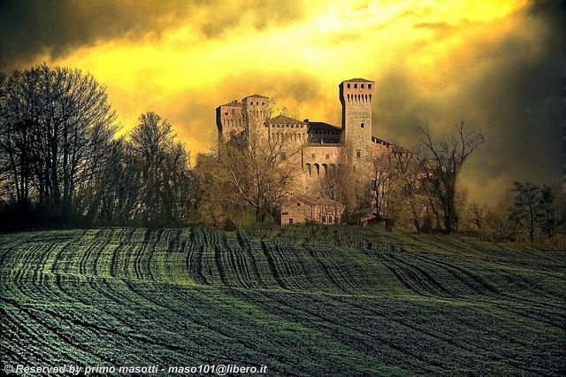 el Castello di Vignola.