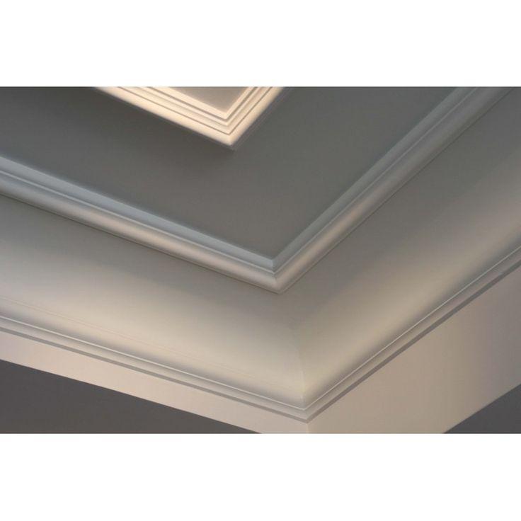17 meilleures id es propos de plafond en platre sur pinterest moulage de cadre rideaux de. Black Bedroom Furniture Sets. Home Design Ideas