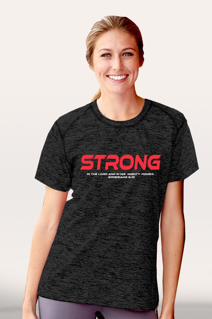 Strong Women's Active T-Shirt