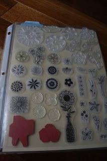 How to store unmounted and clear stamps.  Ingenious system!  Tutorial by Megan Bickers  (072508)  [stamp storage]