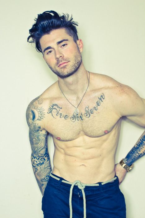kyle krieger kyle krieger tattoo hunks pinterest tattoo and tattooed boys. Black Bedroom Furniture Sets. Home Design Ideas