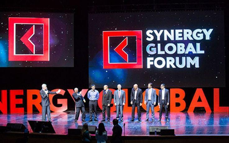 Почему предприниматели платили в среднем по 20 000 рублей за билеты на Synergy Global Forum