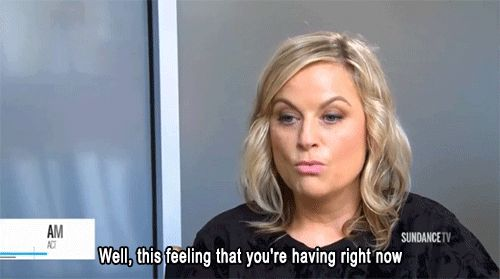 You've Got to Hear Amy Poehler's Thoughts on Being a Woman | This ish is HILARIOUS. #SELFmagazine