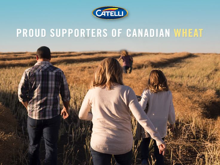 For 150 years we've been using the highest quality ingredients for you and your family. #Catelli #Canada #Catelli150 #Wheat #Canadian #Pasta #Canada150 #Catellifamilies